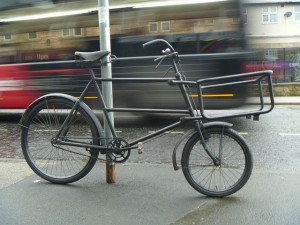 Nagyszerű jármű a Dema kerékpár