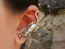 Egyedi fülbevaló
