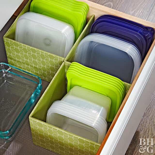 Tároló doboz kisméretű helyiségekbe