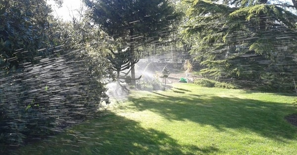 A takarékos és környezetbarát kerti automata öntözőrendszer