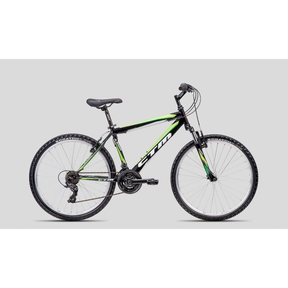Bicikli fajták: a MTB most is hódít