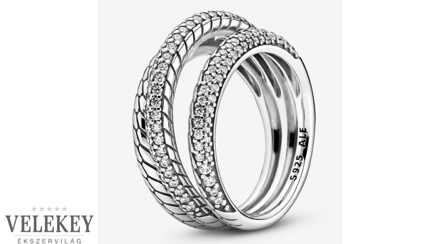 A hölgyek imádják a Pandora gyűrűket