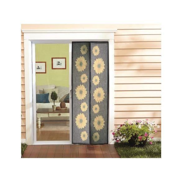 A szúnyogháló ajtóra fontos kiegészítő