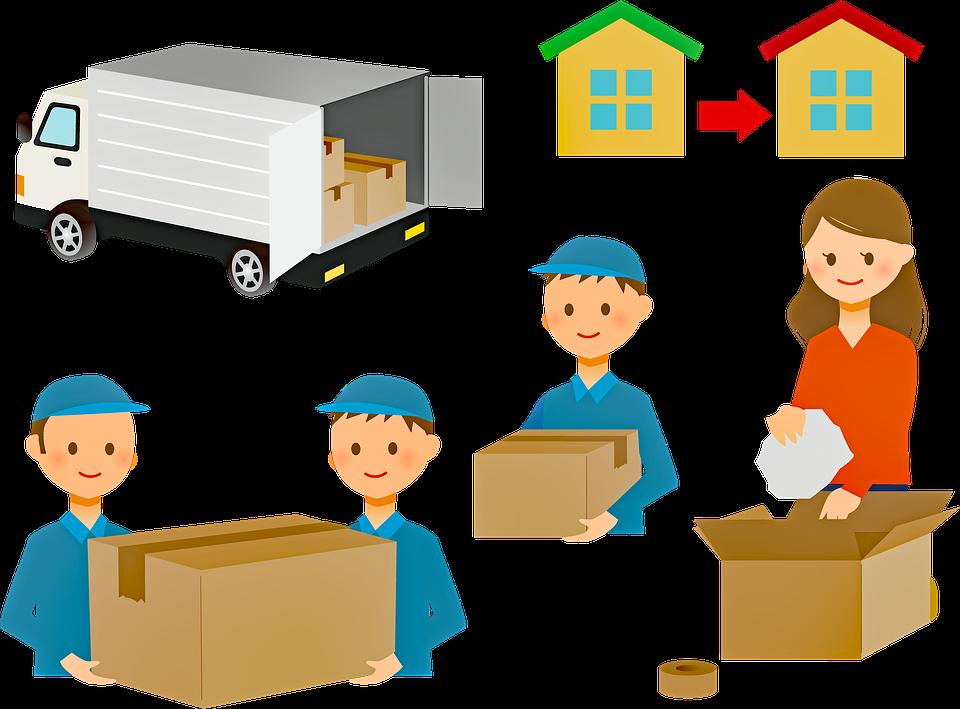 A tehertaxi kisebb mennyiség szállítására optimális