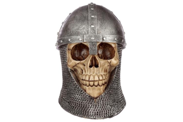 Hamutartó és koponya serleg gótikus ajándék